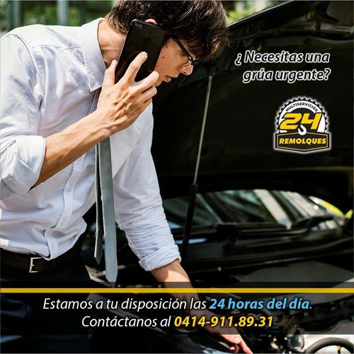 servicio de grua a nivel nacional 0414-9118931