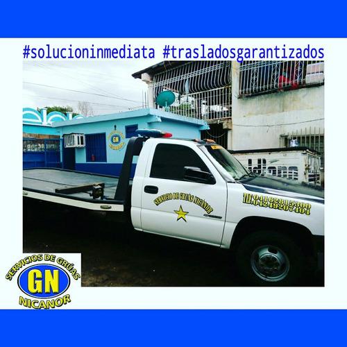 servicio de grua en ciudad bolivar