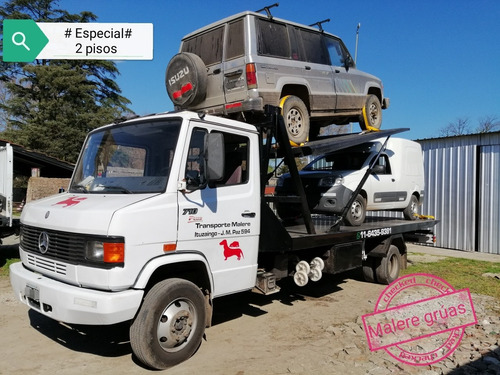 servicio de grua- remolque - traslado- auxilio mecanico