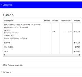 servicio de guardado de facturas cfdi en la nube p/empresa