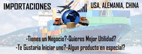 servicio de importacion agente de compras en el exterior