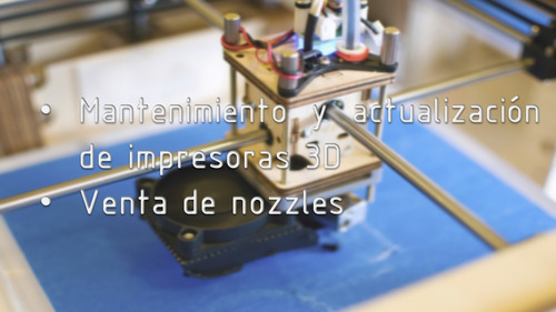 servicio de impresión 3d