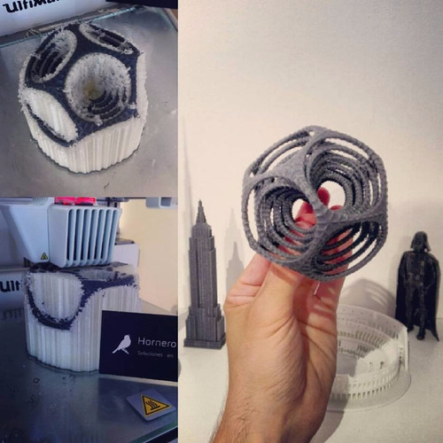 servicio de impresión 3d     - calidad  hornero3dx -