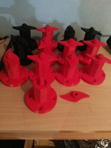 servicio de impresión 3d córdoba piezas,prototipos,modelos!!