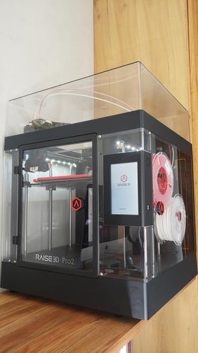 servicio de impresión 3d impresora profesional