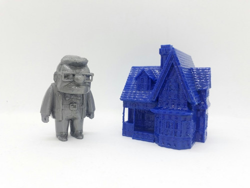servicio de impresión 3d - modelado 3d - postproducción