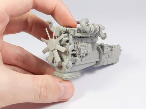 servicio de impresión 3d / prototipado / modelado / maquetas