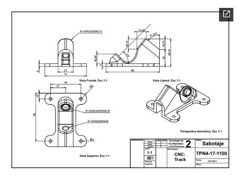 servicio de impresión 3d, prototipado y modelado