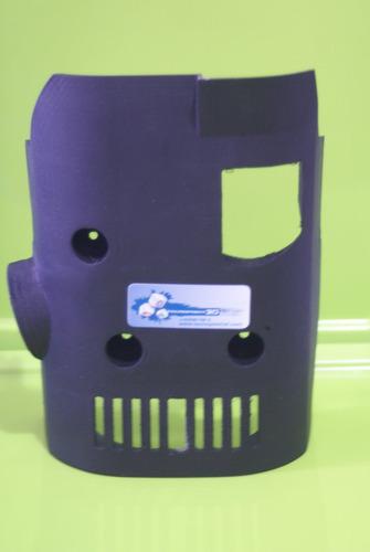 servicio de impresión 3d. variedad en colores y filamentos