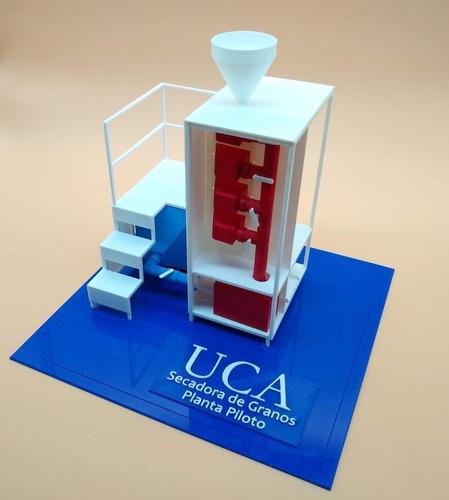 servicio de impresión 3d y modelado