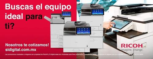 servicio de impresión administrada