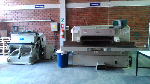 servicio de impresión offset 72 x 102cm - 6 colores