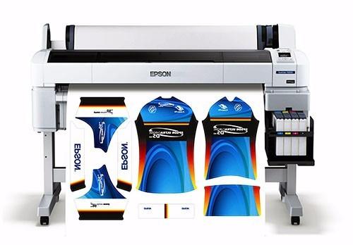 servicio de impresión para sublimación en papel tac.