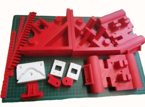 servicio de impresión y diseño 3d personalizado