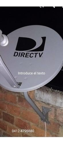 servicio de instalación antena de directv