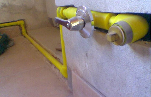 servicio de instalación de gas y electricidad