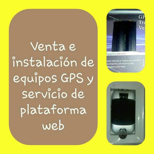 servicio de instalacion de gps y alarmas para vehiculos