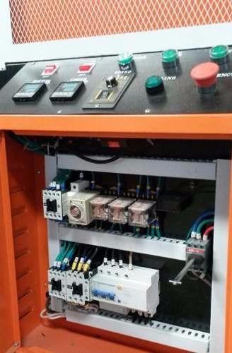 servicio de instalación de hornos termoencogibles