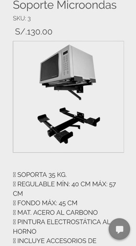 servicio de instalacion de rack tv