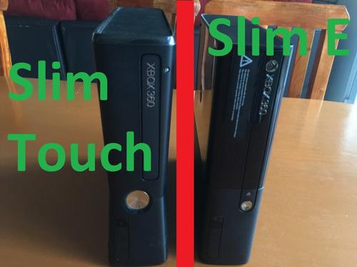 servicio de instalacion de sistema rgh para xbox 360 slim!!