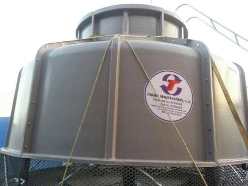 servicio de instalación de torres de enfriamiento 100 ton