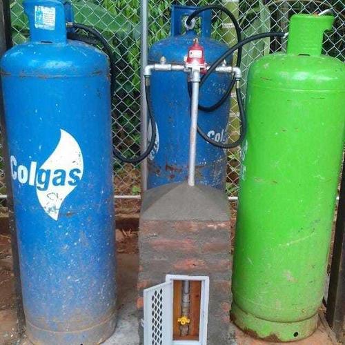 servicio de instalaciones gas natural y gas propano