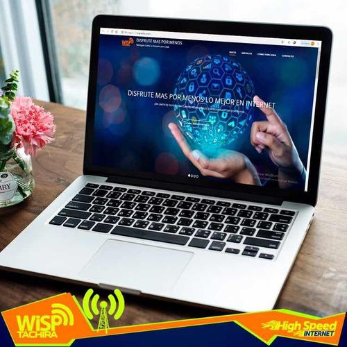 servicio de internet dedicado de fibra optica