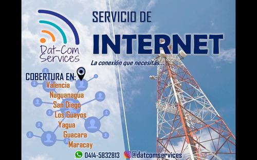 servicio de internet inalambrico