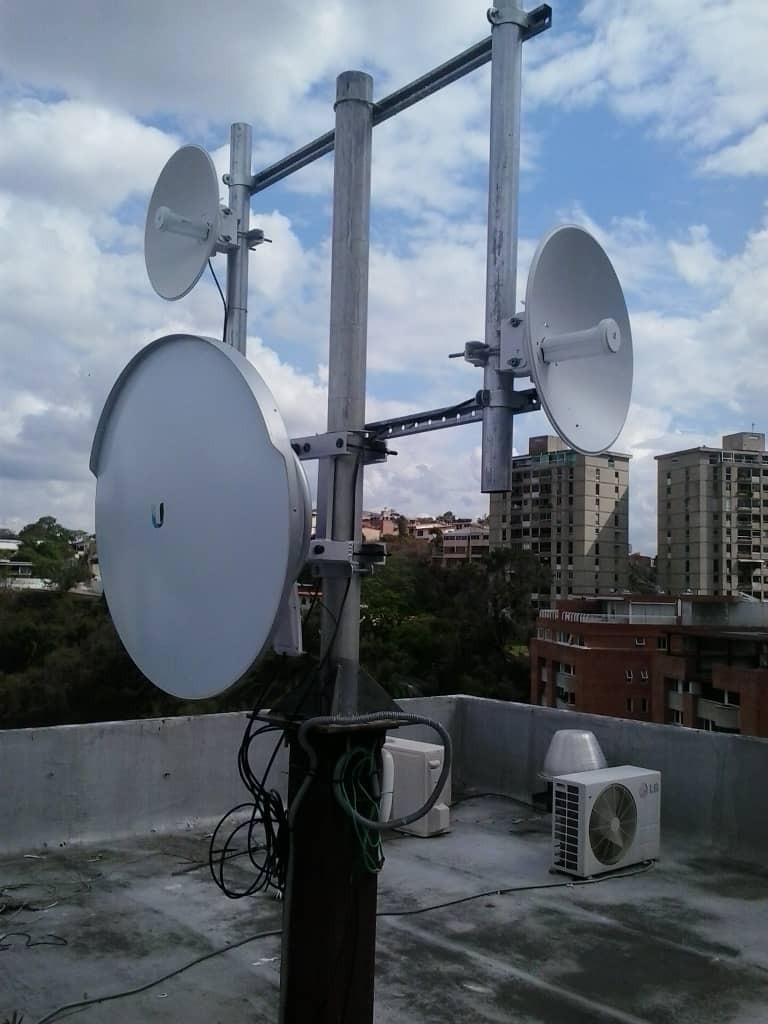 Resultado de imagen para Torres de internet en Sucre