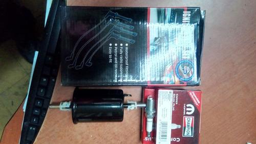 servicio de inyectores para aveo y optra spark con kit