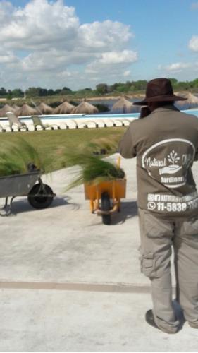 servicio de jardineria y mantenimientos de espacios verdes