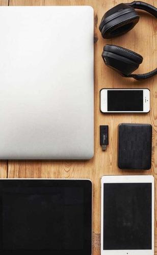 servicio de laptop, tablets y smartphon.