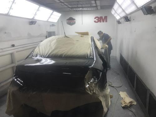 servicio de latonería y pintura , embellecimiento automotriz