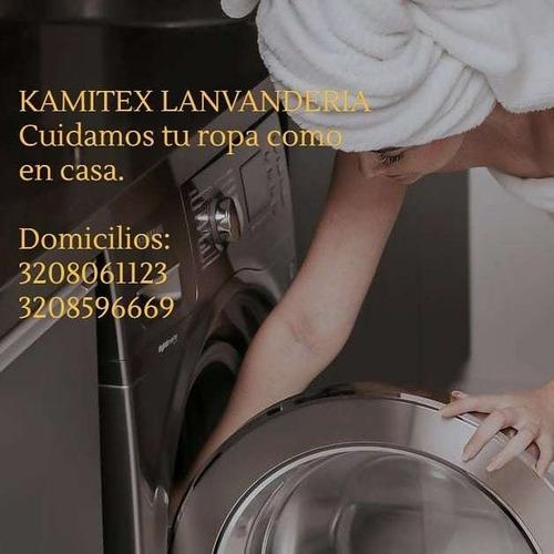 servicio de lavanderia a domicilio sin costo