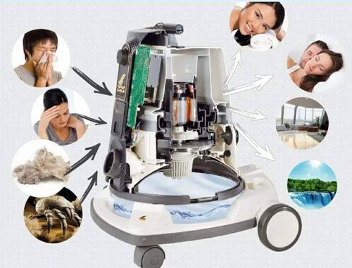 servicio de limpeza y desinfección