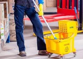 servicio de limpieza  daniel trucco srl
