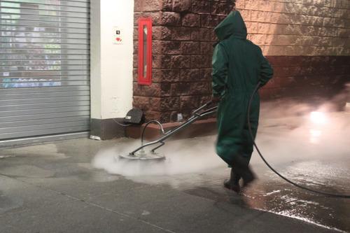 servicio de limpieza de  todo tipo