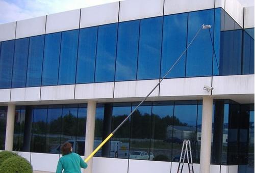servicio de limpieza integral de vidrios