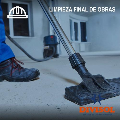 servicio de limpieza integral para empresas