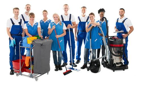 servicio de limpieza para empresas, consorcios y otros