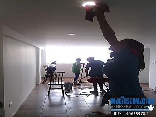 servicio de limpieza profunda general hogar y trabajo