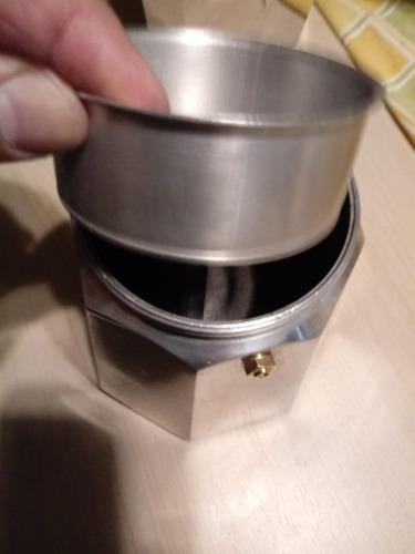 servicio de limpieza pulido accesorios de cafetera volturno