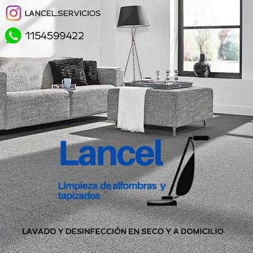 servicio de limpieza y desinfeccion de tapizados y alfombras
