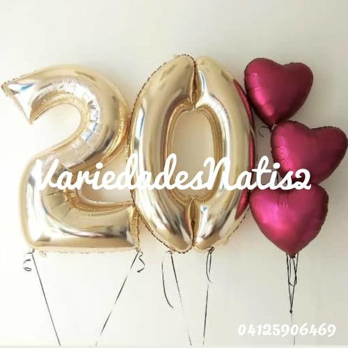 servicio de llenado d globos con helio arreglos decoraciones