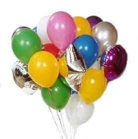 servicio de llenado de globos con helio!