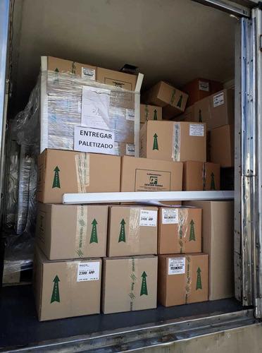servicio de logistica refrigerada