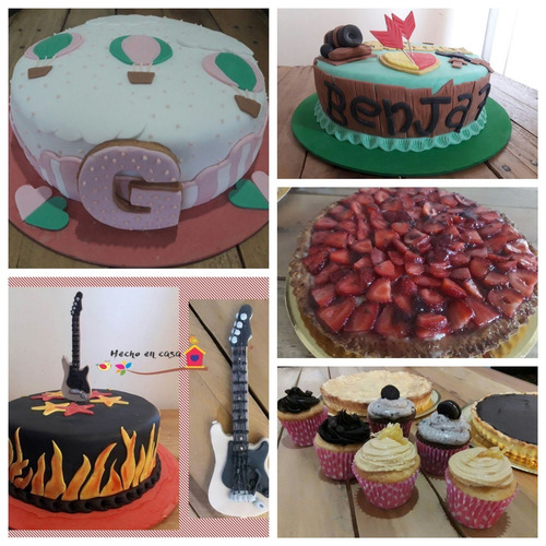 servicio de lunch, catering, pernil, tortas decoradas, dulce