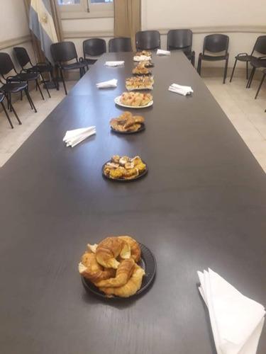 servicio de lunch, coffee break, brunch para fiestas,empresa
