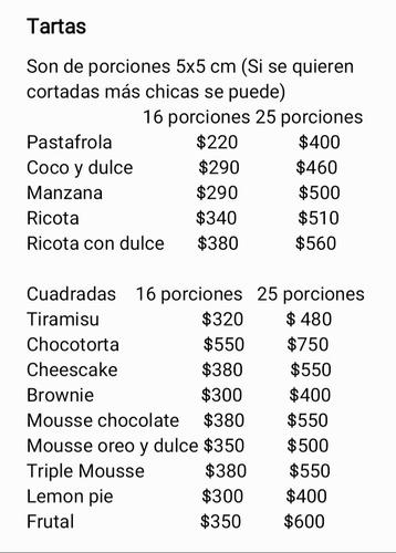 servicio de lunch para 10 15 20 30 y 50 personas