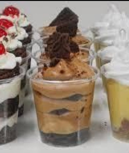 servicio de lunch, shots dulces y catering zona norte